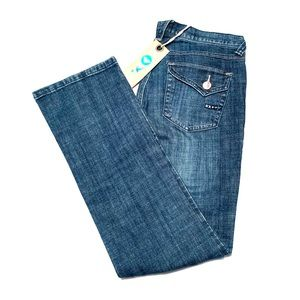 Roxy Size 11 Juniors Jeans - New With Tags! NWT